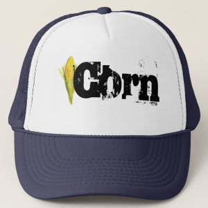 corn trucker hat