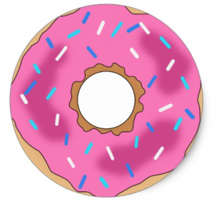 homer simpson favorite donut