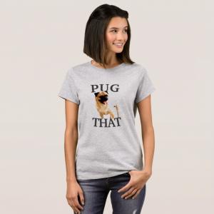 pug that tee