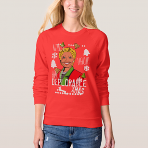 Deplorable Xmas Ugly Sweater